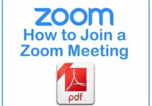 How to Join Zoom